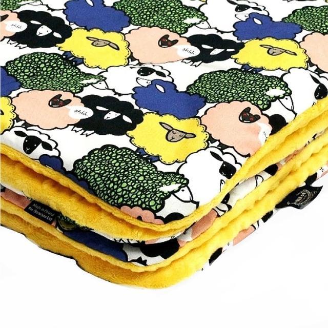 【La Millou】暖膚豆豆毯-標準款(多款可選-四季毯寶寶毯嬰兒毯遊戲墊毛毯)