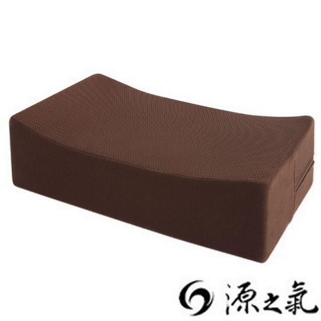 【源之氣】竹炭靜坐墊Q款/小四方加高/二色可選45*22厚10公分 RM-40202