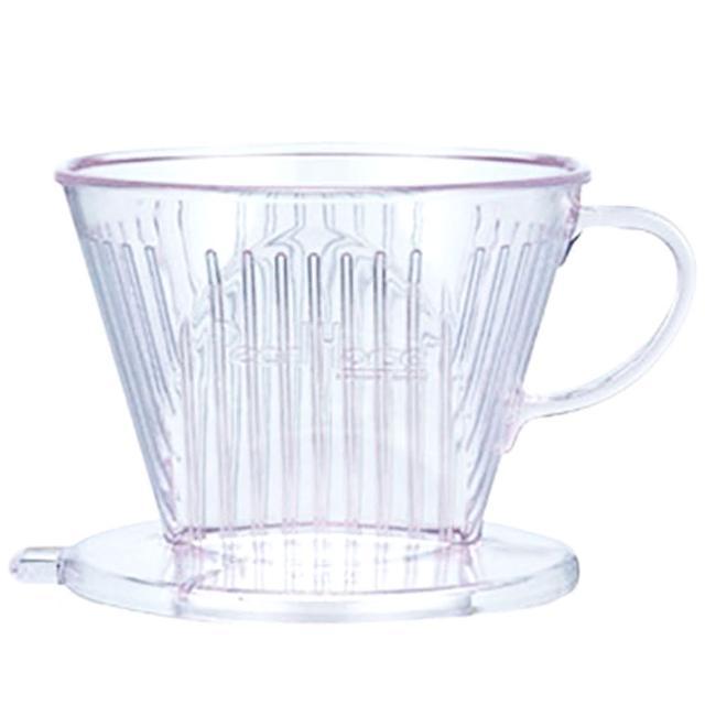 【寶馬牌】滴漏式咖啡濾杯2-4人-2入組