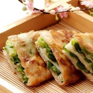【鮮食家任選799】阿福伯北方蔥油餅(750g/5片/包)