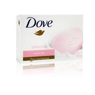 【美國進口 Dove】玫瑰香香皂(135g)