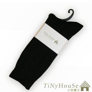 【TiNyHouSe小的舖子】保暖羊毛襪 超值2雙組入(黑色M/L號 T-10)