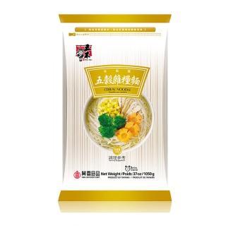 【五木】五穀雜糧麵 1050g
