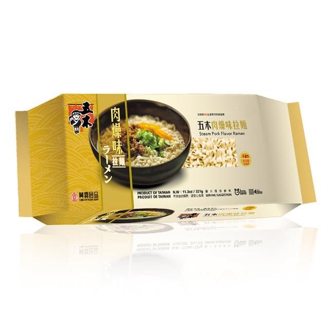 【五木】肉燥味拉麵 321g