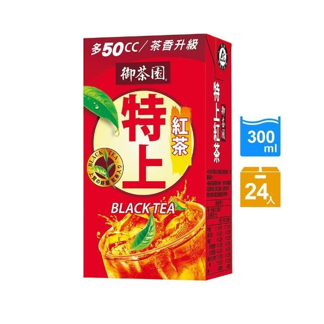 【御茶園】特上紅茶- 300ml(1箱/24入)