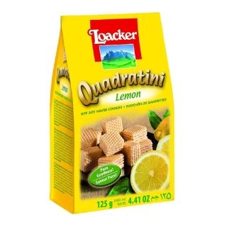 【萊佳】萊佳方角哈斯餅 檸檬味125g