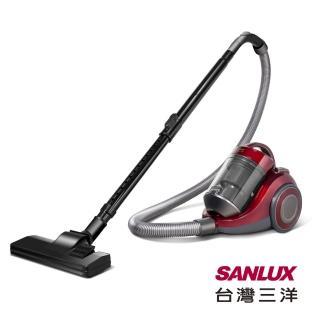 【SANLUX台灣三洋】吸力不衰減光觸媒吸塵器 SC-WV01