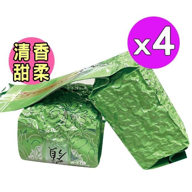 【TEAMTE】杉林溪凍頂烏龍茶(150g/真空包裝)
