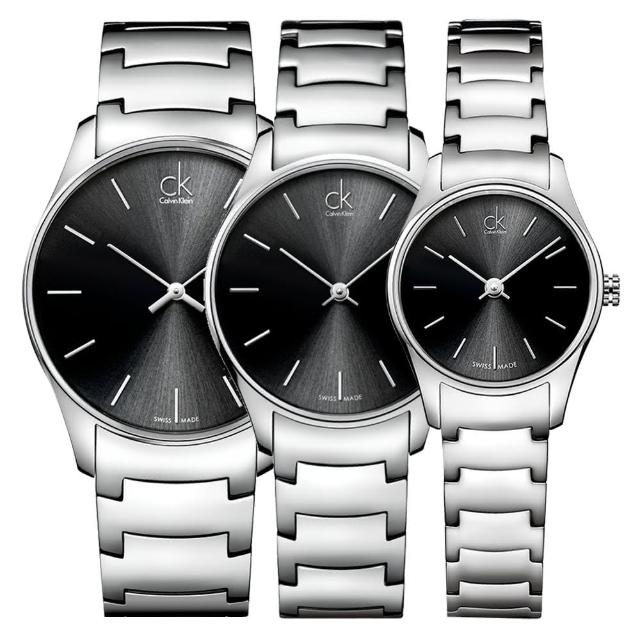 【瑞士 CK手錶 Calvin Klein】中性錶(K4D21141/K4D22141/K4D23141)