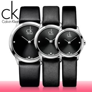 【瑞士 CK手錶 Calvin Klein】晶鑽錶(K3M211CS-K3M221CS-K3M231CS)