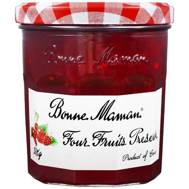 【Bonne Maman】綜合莓果醬(370g/罐)