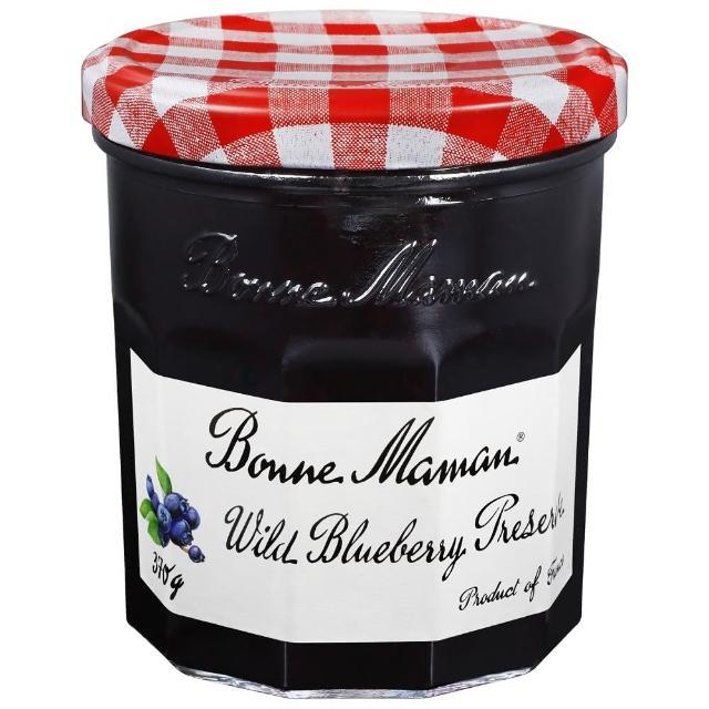 【Bonne Maman】藍莓果醬(370/罐)