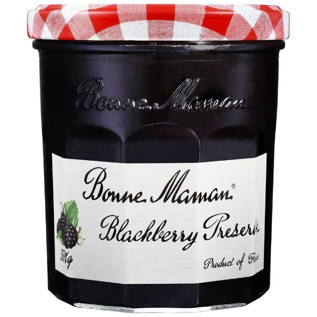 【Bonne Maman】黑莓果醬(370g/罐)