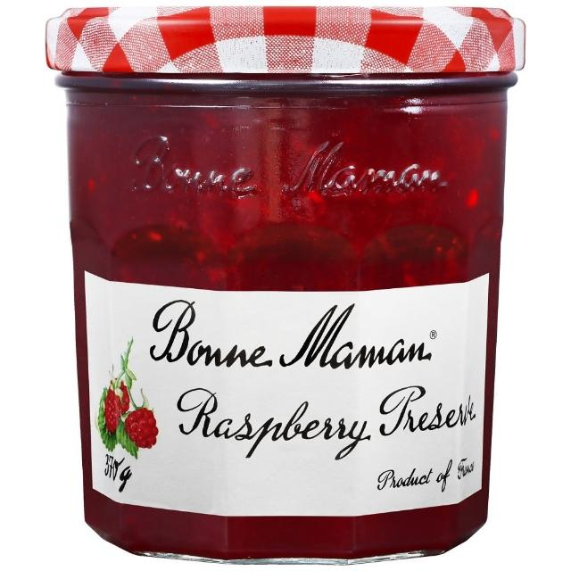 【Bonne Maman】覆盆子果醬(370g/罐)
