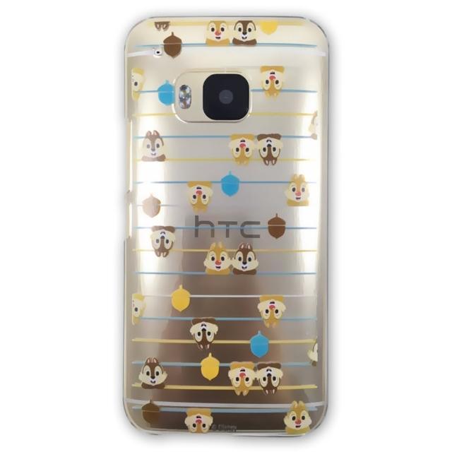 【AsBVC動漫】迪士尼HTC M9 奇奇與蒂蒂PC保護殼(香港授權)