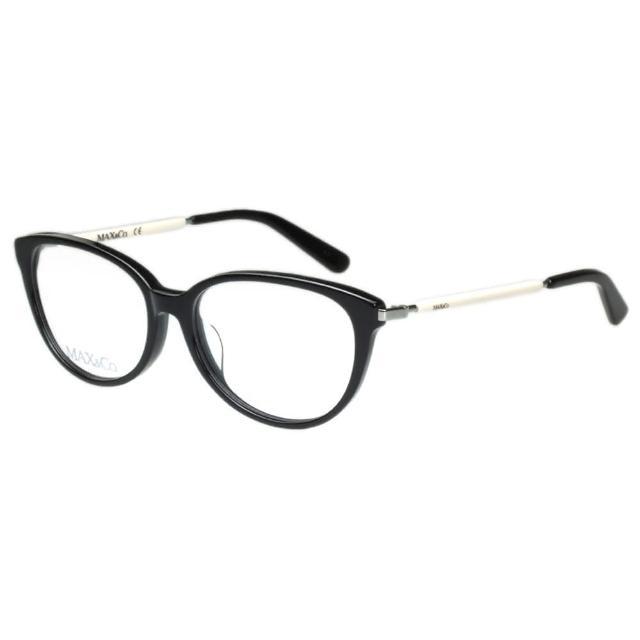 【MAX&CO.】-時尚光學眼鏡MAC234F(黑色)