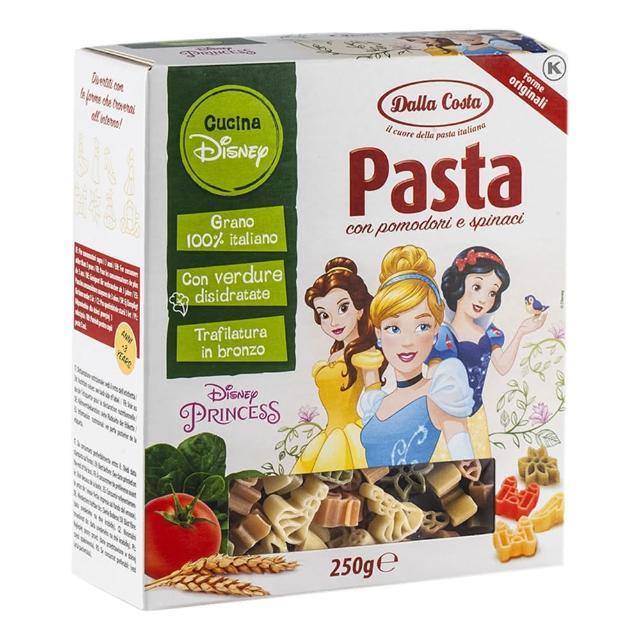 【Dalla】達樂迪士尼白雪公主義大利麵盒裝250g(歐洲第一造型義大利麵)