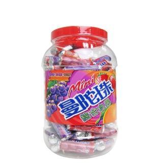 【曼陀珠】迷你曼陀珠綜合水果口味10g*100入