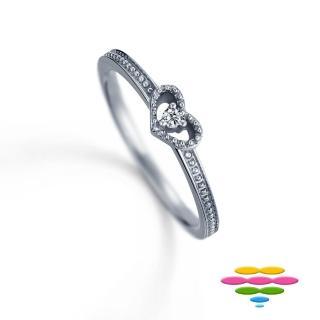 【彩糖鑽工坊】小確幸系列 10K鑽石戒指(CL-RD171)