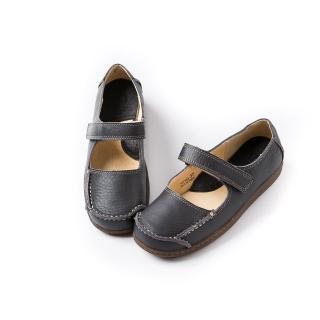 【ALAIN DELON】真皮舒適百搭女休閒鞋W7539(2色 深藍色  咖啡色)