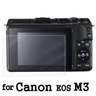 【D&A】Canon EOS M3 日本原膜HC螢幕保護貼(鏡面抗刮)