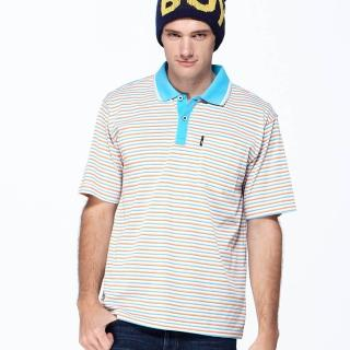 【SAIN SOU】台灣製吸濕排汗POLO衫(T26516)