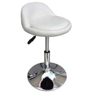 【E-Style】高級精緻PU皮革椅面-工作椅/洽談椅/電腦椅/會客椅/餐椅-1入/組(三色可選)