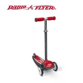 【美國RadioFlyer】小酋長三輪滑板車-紅(#502A型)