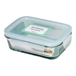 【SYG台玻】耐熱長方形玻璃保鮮盒(400ml)