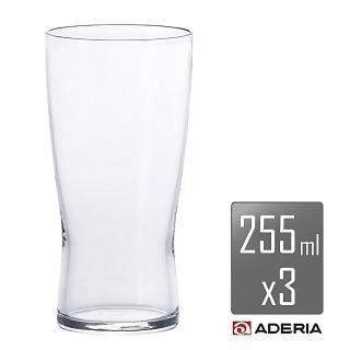 【ADERIA】薄吹啤酒杯S(3入組)