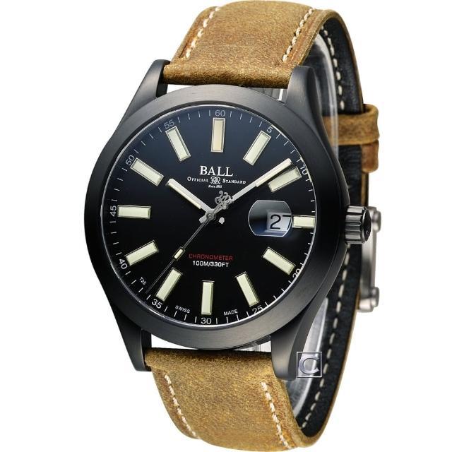 【Ball】Engineer II Green Berets 機械腕錶(NM2028C-L4CJ-BK)