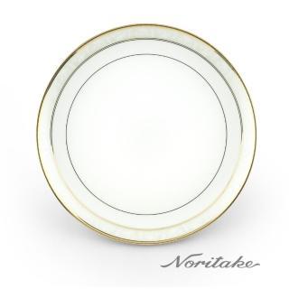 ~NORITAKE~花舞春風金邊淺圓盤^(金~27cm^)
