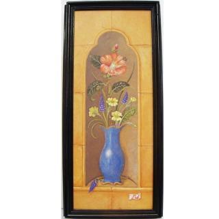 【開運陶源】《幸福好運》原木鑰匙盒壁飾-長
