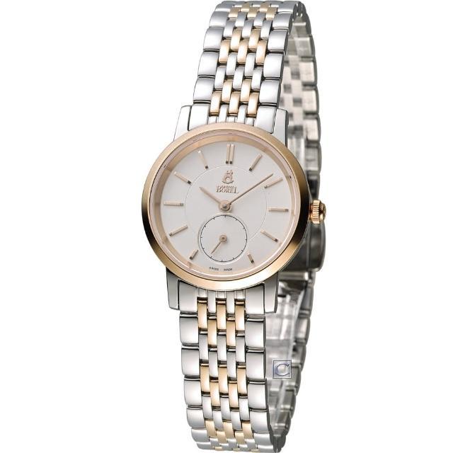 【依波路 E.BOREL】喬斯系列歐式石英女錶(LBR809L-4821)