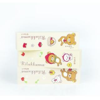 【橙印良品】拉拉熊 草莓 彩色(4分授權卡通章)