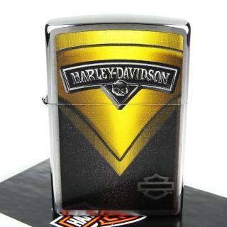 【ZIPPO】美系-哈雷-Harley-Davidson-骷髏圖案設計打火機