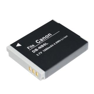【Kamera】鋰電池 for Canon NB-6L / NB6L(DB-NB-6L / NB6L)