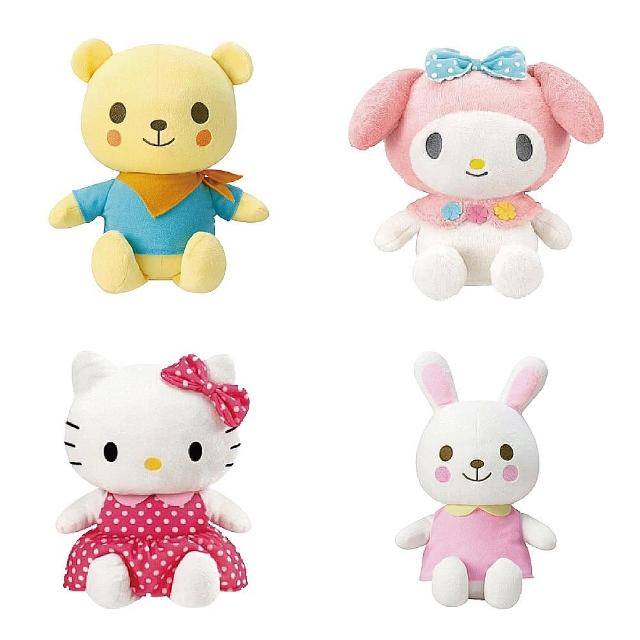 【Combi】Hello Kitty 好朋友