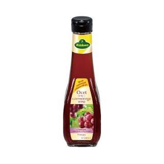 【冠利】精選紅葡萄酒醋 250ml(德國第一品牌)