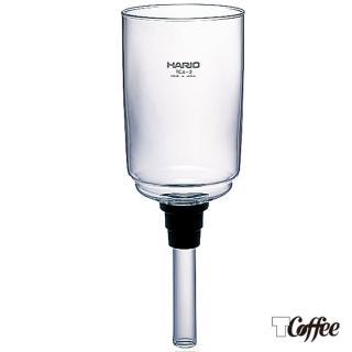 【TCoffee】HARIO 虹吸式咖啡壺(3人份上座)