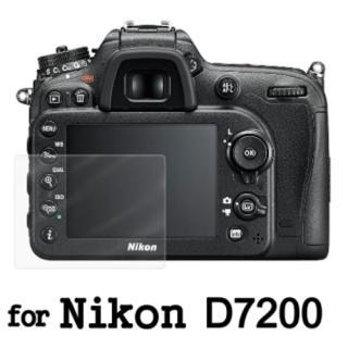 【D&A】Nikon D7200 日本原膜HC螢幕保護貼(鏡面抗刮)