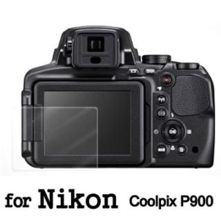 ~D  A~Nikon Coolpix P900 原膜HC螢幕保護貼^(鏡面抗刮^)