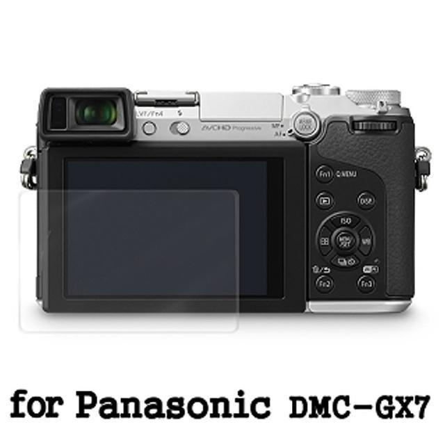 【D&A】Panasonic DMC-GX7 日本原膜AS螢幕保護貼(AS高密疏油疏水型)