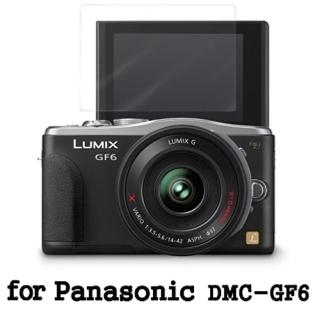 【D&A】Panasonic DMC-GF6 日本原膜AS螢幕保護貼(AS高密疏油疏水型)