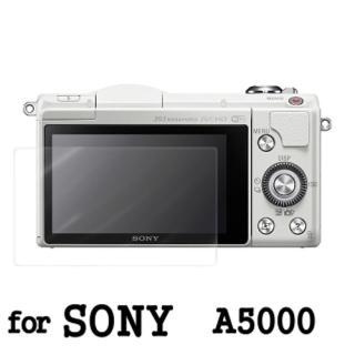 【D&A】Sony A5000 日本原膜HC螢幕保護貼(鏡面抗刮)