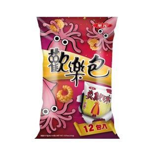 【華元】歡樂包 真魷味-紅燒口味