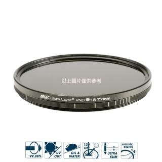【STC】Variable ND16-4096 Filter 可調式減光鏡(58mm)