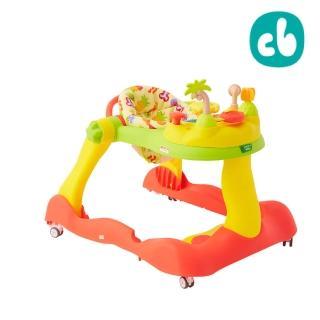 【美國Creative Baby】糖果版- 多功能音樂折疊式三合一學步車/助步車(New Bouncy Step)