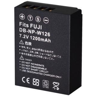 【Kamera】鋰電池(for FUJIFILM NP W126)