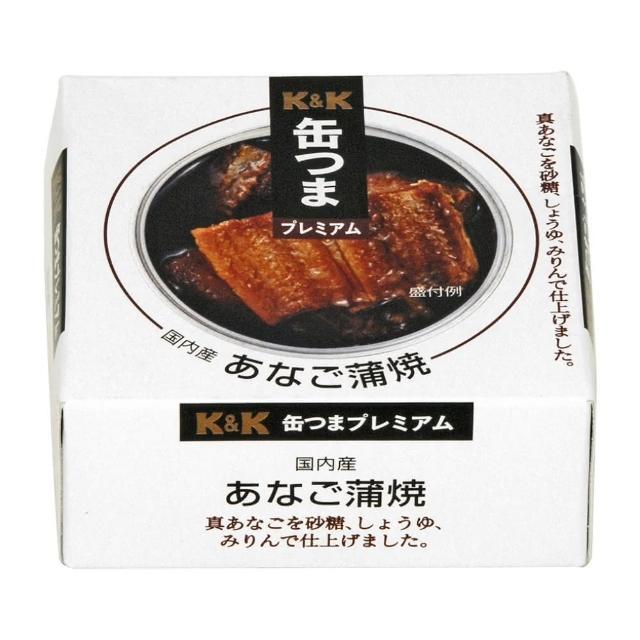 【K&K】蒲燒鰻魚(80g)